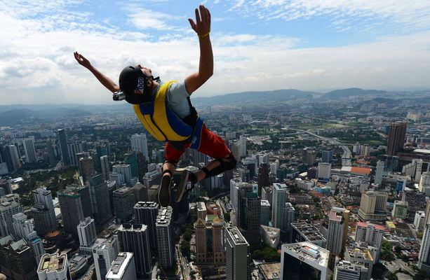 5 Extreme Sports That Really Are Extreme