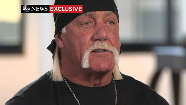 Hulk Hogan Apologizes For Racist Rant, Admits He Considered Suicide