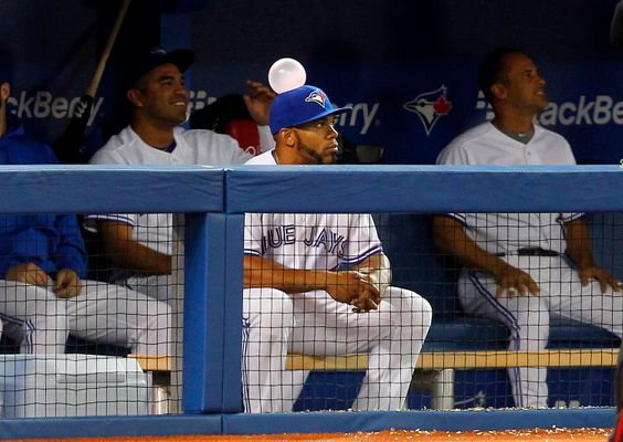 Baseball Dugouts Are Very Strange Places