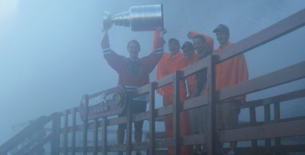 The 10 Craziest Stanley Cup Celebrations