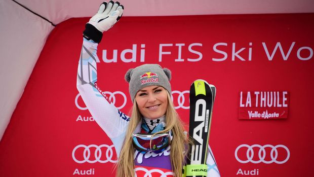 Goliath Exclusive: Lindsey Vonn Talks About Her Inspirations, Her Struggles, and Being a Role Model