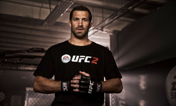 Former UFC Champ Says He Might Make More Money Being a Male Model