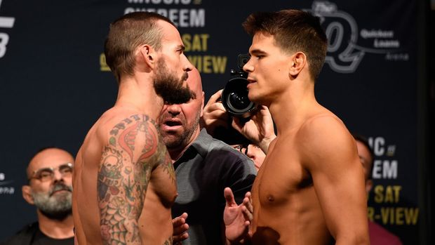 Mickey Gall Was a Big Fan of WWE's Parody of His Fight With CM Punk