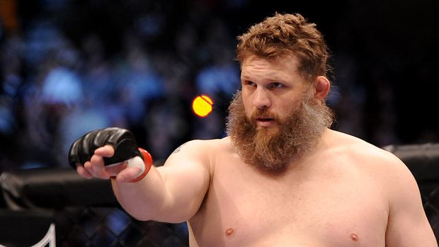 Roy Nelson Facing Sanctions For Kicking Referee After Fight