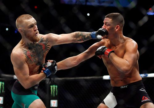 McGregor vs. Diaz 2 Was The Best Selling PPV in UFC History