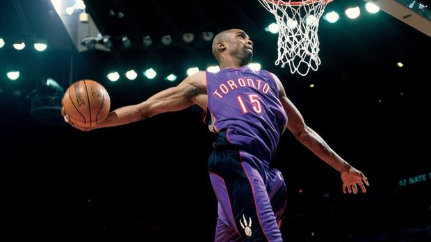 The 10 Greatest In-Game Dunkers In NBA History