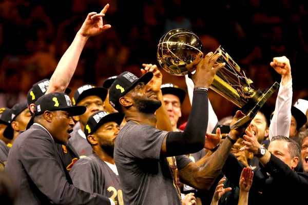 2016 in Review: The Year's 10 Best Sports Moments