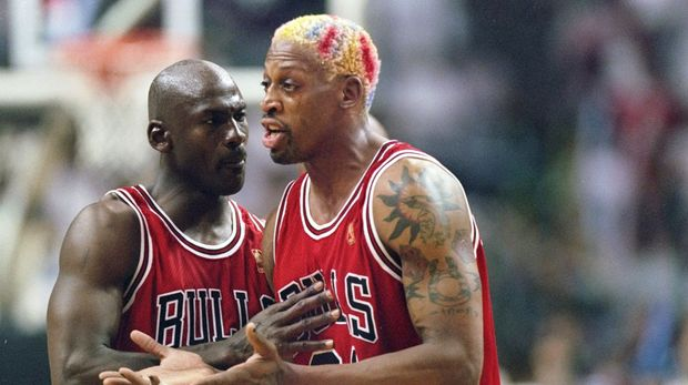 The 15 Most Unforgettable Hair Styles In Sports