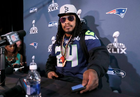 Marshawn Lynch's 8 Greatest Moments