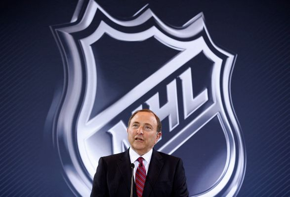 Report: NHL Officially Out Of 2018 Olympic Winter Games