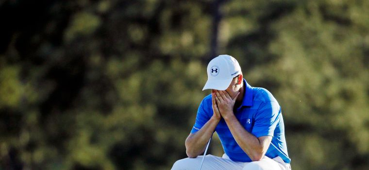 The 10 Biggest Sunday Chokes at The Masters