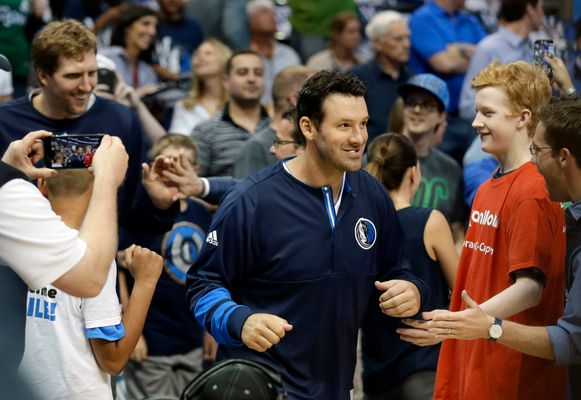 The NBA Hates Fun, Stopped Tony Romo From Playing For The Mavericks