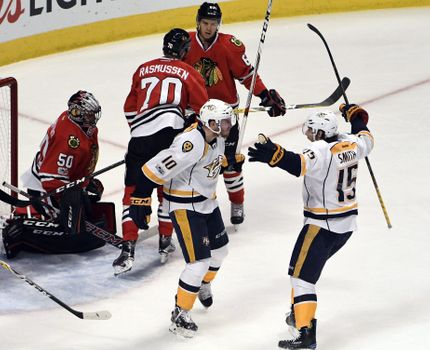 NHL Playoffs: 10 Surprising Performances From The First Round