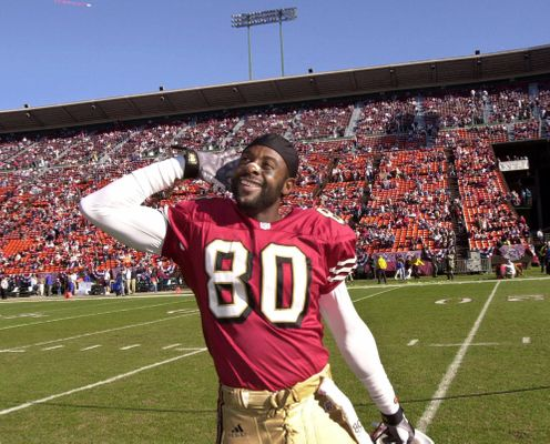 The Best NFL Wide Receivers Of All-Time