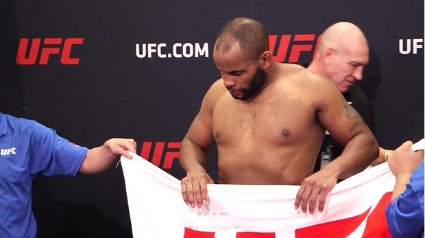Did Daniel Cormier Cheat to Make Weight for UFC 210?