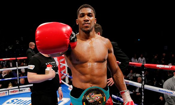 10 Things You Didn't Know About Anthony Joshua