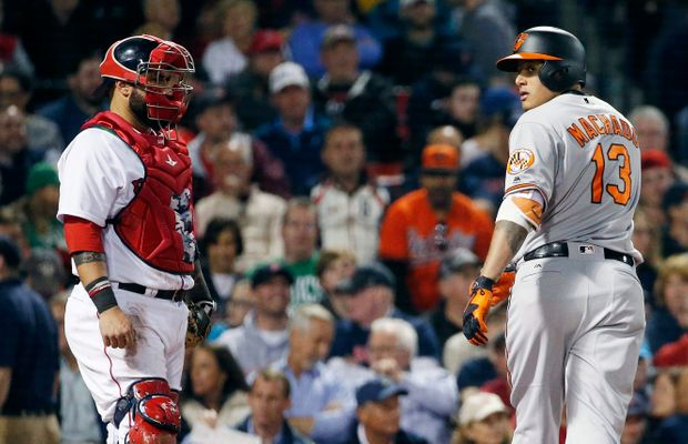 Manny Machado Goes on Profanity-Laced Rant After Red Sox Throw At Him Again
