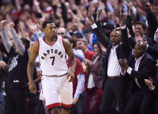 Kyle Lowry Opts Out of Raptors Contract
