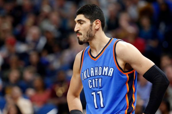 "Turkey Issues Warrant For Enes Kanter's Arrest, Accuse Him of Being in ""Terror Group"""