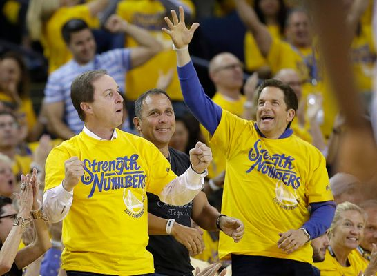 "Warriors Owner Wants Cavs Again: ""We Were The Better Team Last Year"""
