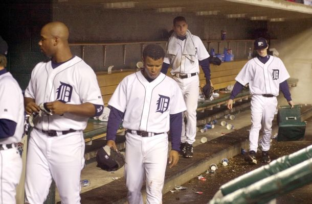 Worst April Records In Major League Baseball History