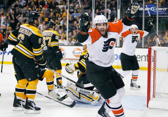 10 Greatest Comebacks In NHL Playoff History