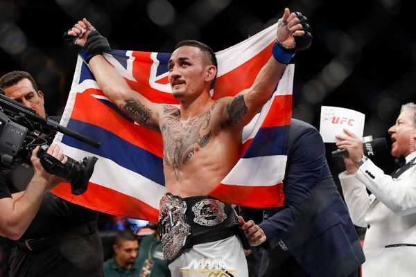 """Max Holloway: """"Conor McGregor Can Beg to Fight Me"""""""