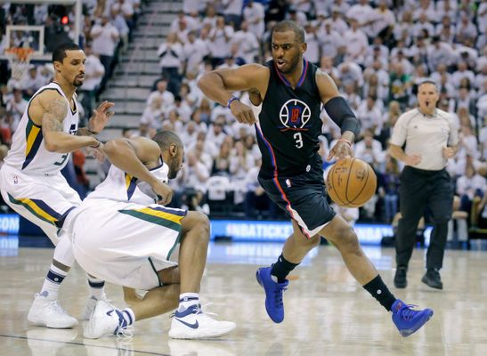 Chris Paul Just Got Traded to the Rockets and Nothing Makes Sense