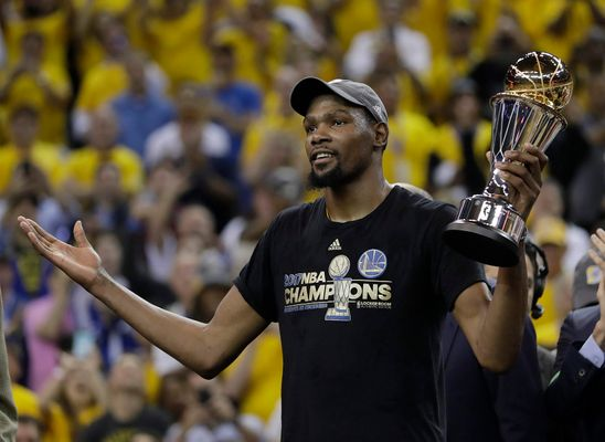 Nike Silences the Kevin Durant Haters With This Post-NBA Finals TV Spot
