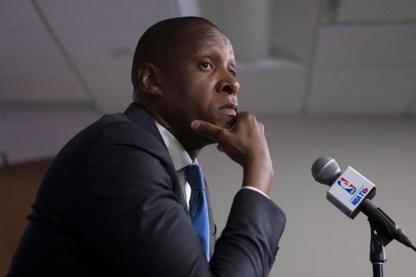 Report: Knicks Targeting Raptors President Masai Ujiri to Replace Phil Jackson