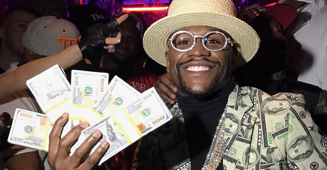 The 10 Boxers Who Have Made The Most Money In The Ring