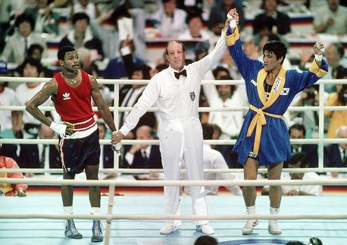 10 Olympic-Final Losers Who Became World Boxing Champions