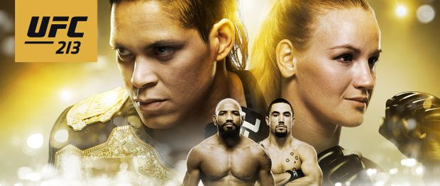 UFC 213: Goliath's Official Preview and Predictions