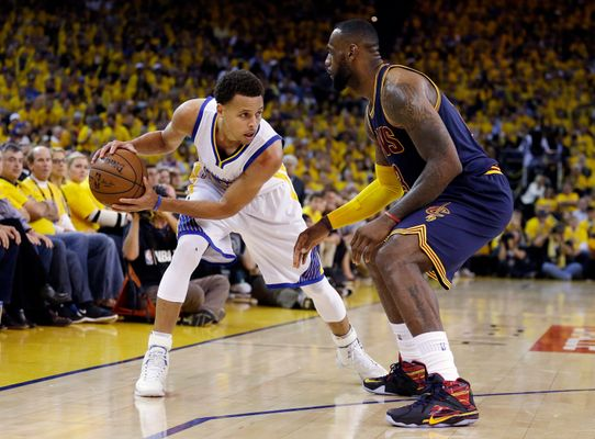 Steph Curry Signed The Richest NBA Contract Ever, and LeBron James Still Thinks He's Underpaid