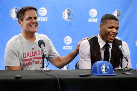 Mark Cuban Forced New Dallas Mavericks Rookie to Delete His Stupid Tweets
