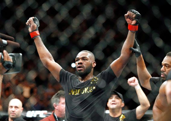 """Jon Jones Explains His Casual Cocaine Use: """"I Just Like to Have a Good Time, Man"""""""