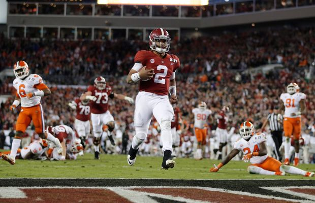 20 Early Season Favorites To Make It To The College Football Playoffs