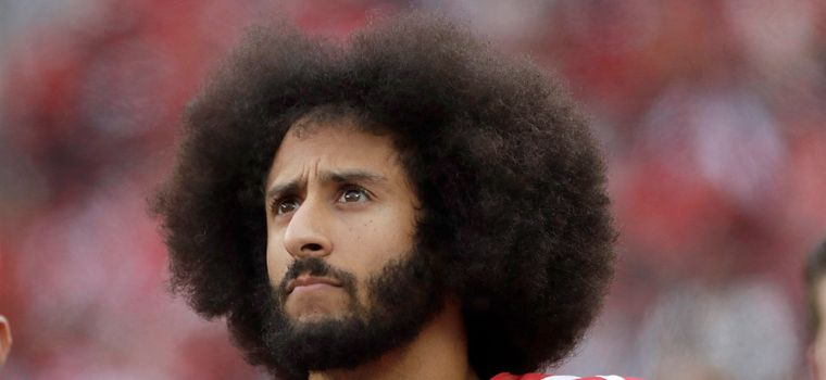 Angry (Former?) Football Fans Are Burning Their Nike Gear in Response to Colin Kaepernick Ad