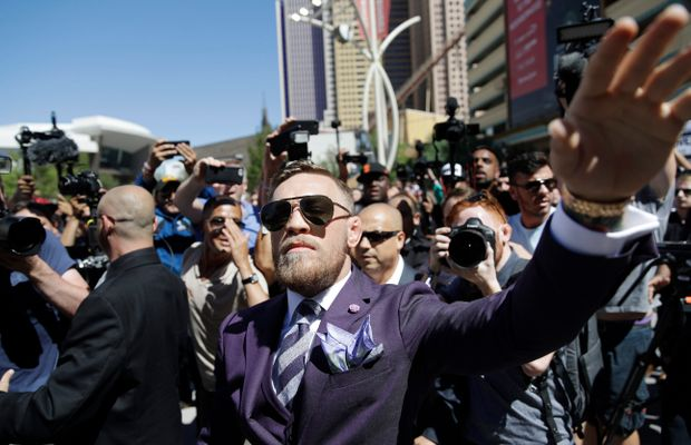 Vegas Bookies Are Scared to Death of a Conor McGregor Upset