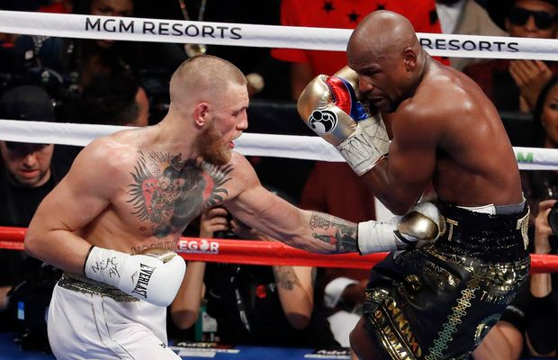 The McGregor-Mayweather Fight Sold an Insane Number of PPV Buys
