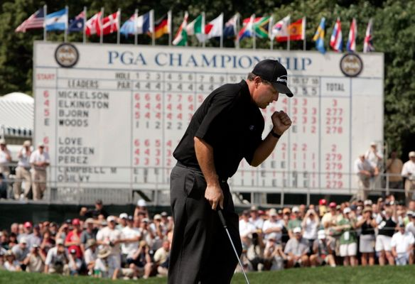 The 20 Best PGA Championships Moments: Stroke Play Era