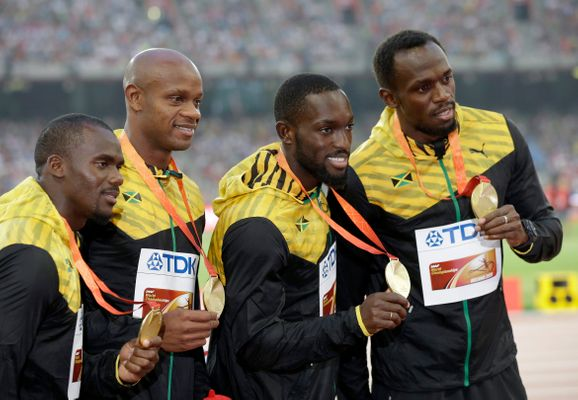 Usain Bolt Just Lost One Of His Gold Medals Due To a Doping Teammate