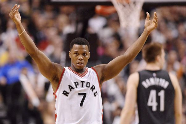"Kyle Lowry on Trump's Travel Ban: ""It's Bulls**t"""