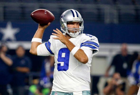 10 Potential New Teams For Tony Romo Next Season