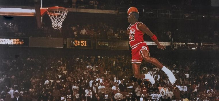 The Most Iconic NBA Dunk Contest Jams Ever