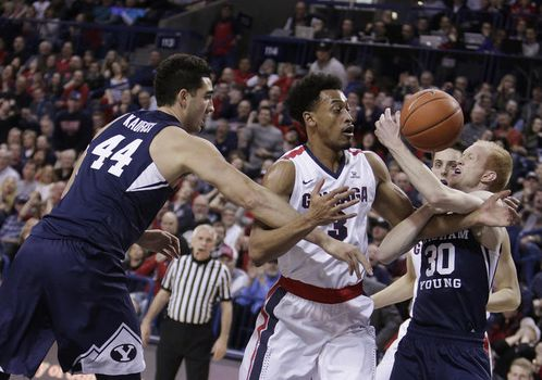 Kansas New No. 1 In AP Poll After Gonzaga Suffers First Loss