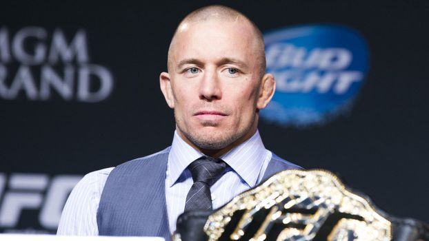 GSP Trainer Says Former Champ Wants Marquee Fights, Not Title Shots