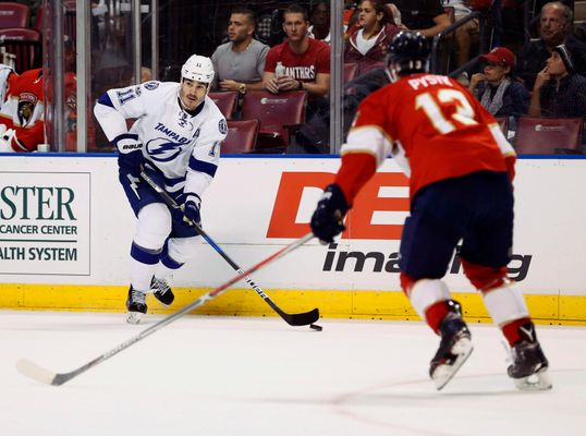 Tampa Deals Brian Boyle To Leafs For Second Round Pick And AHLer Froese