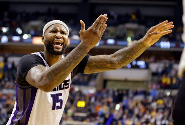 WATCH: DeMarcus Cousins Says a Tearful Goodbye to Sacramento After Trade to New Orleans