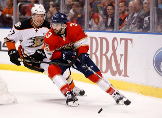 Florida Panthers Keith Yandle Fined For Diving